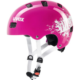 UVEX Kid 3 Helmet pink dust